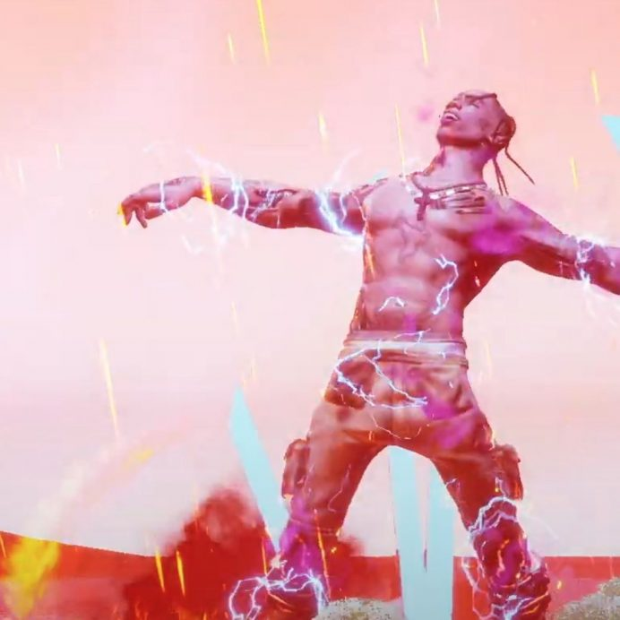 travis scott fortnite
