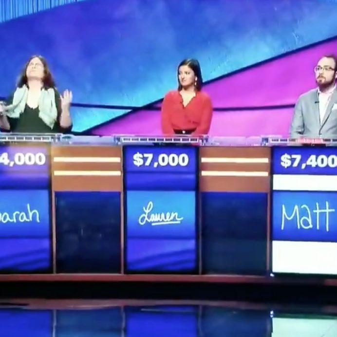 Jeopardy fail