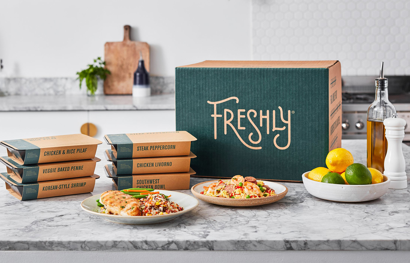 This food subscription service sends no-fuss, ready-to-eat meals