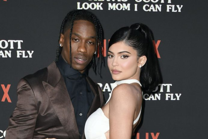 Kylie Jenner, Travis Scott