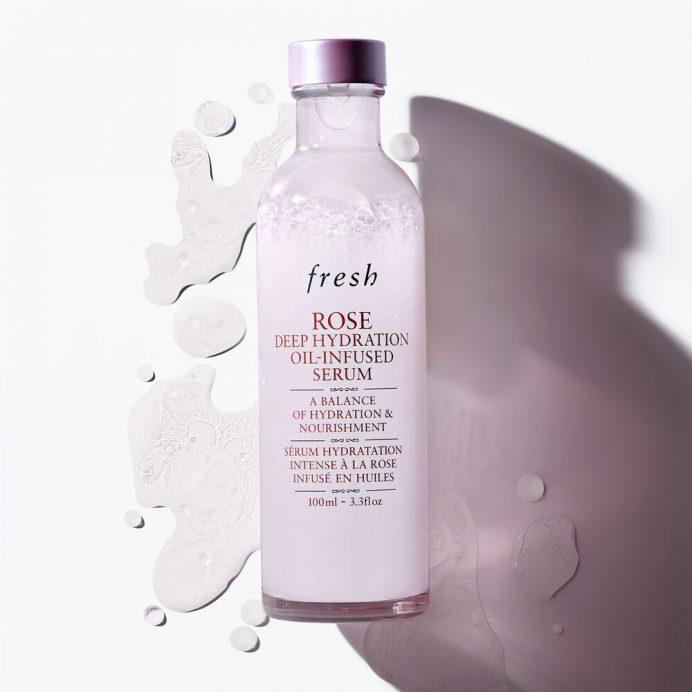 Bottle of Fresh beauty