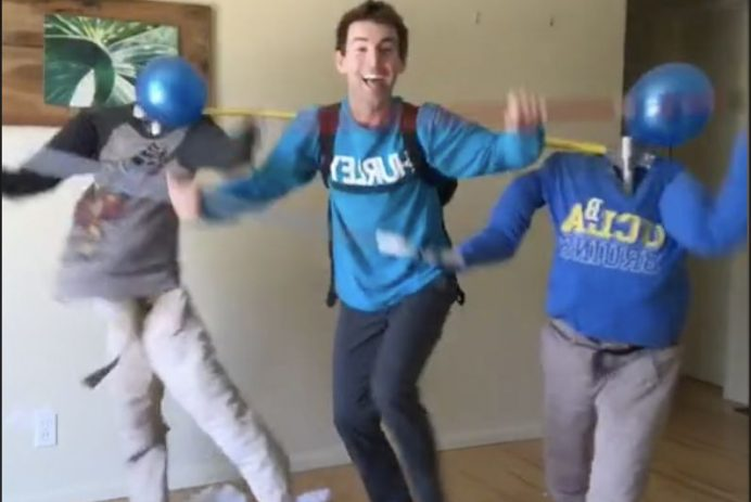Funny tiktok dance