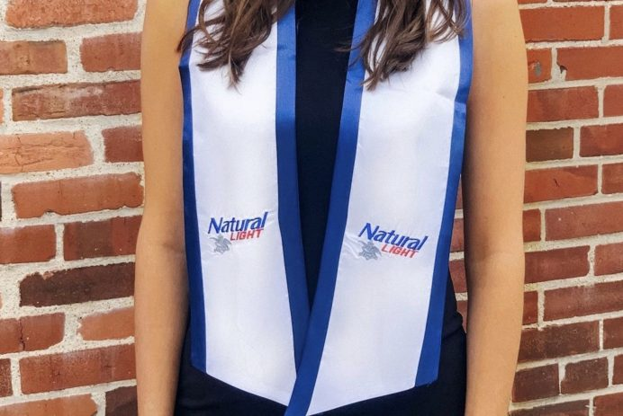 natty light graduation