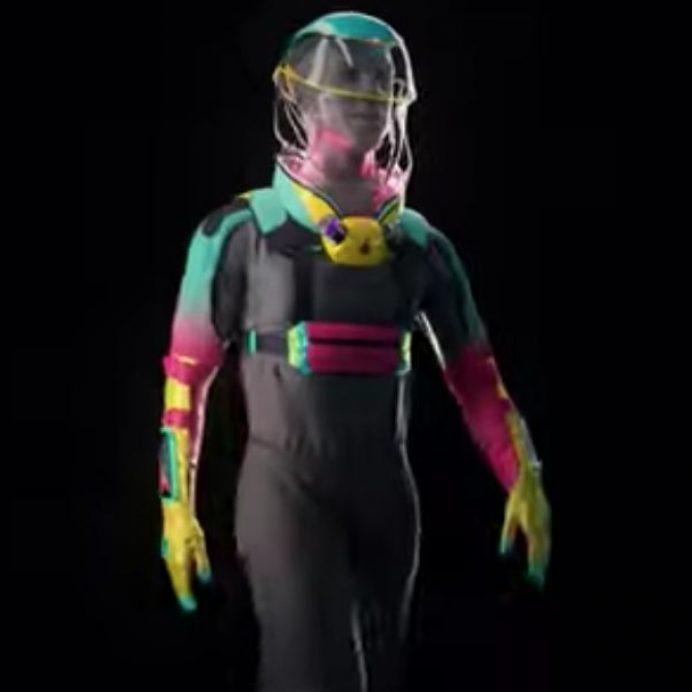 micrashell suit