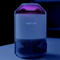 Kathchy indoor bug catching device
