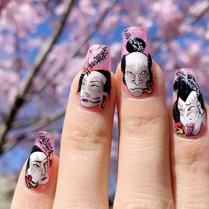 Nails by Yukako Nishino