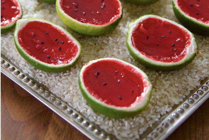 watermelon shots