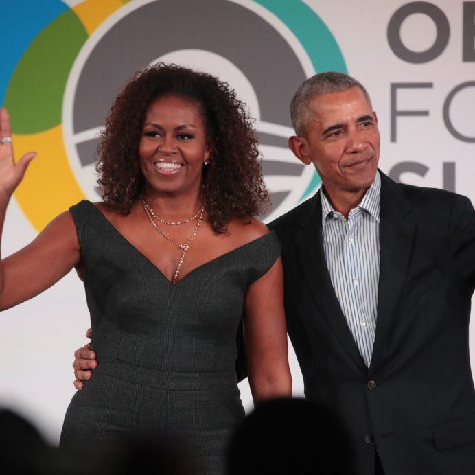 Barack Michelle