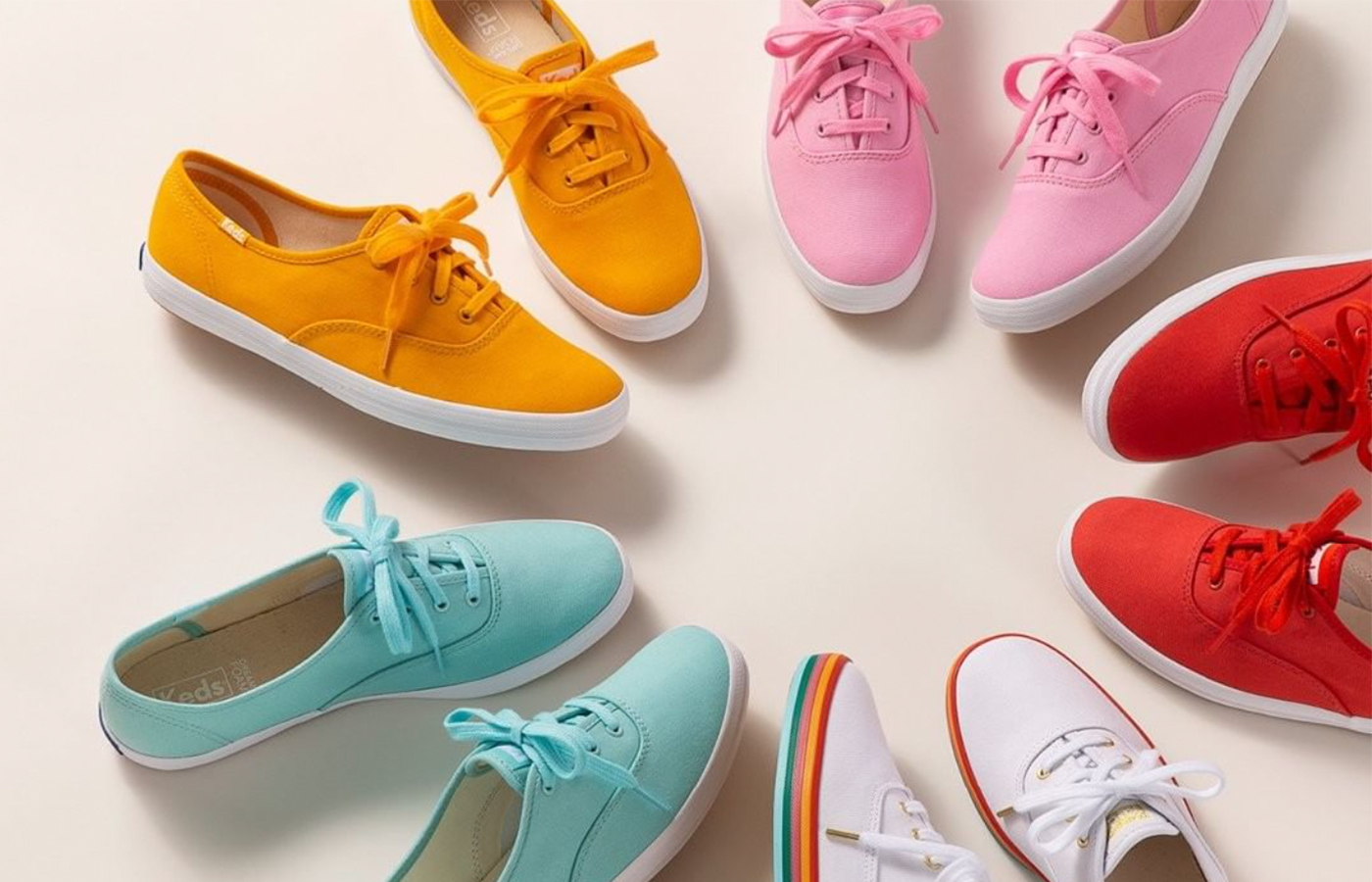 Keds' best-selling signature sneakers