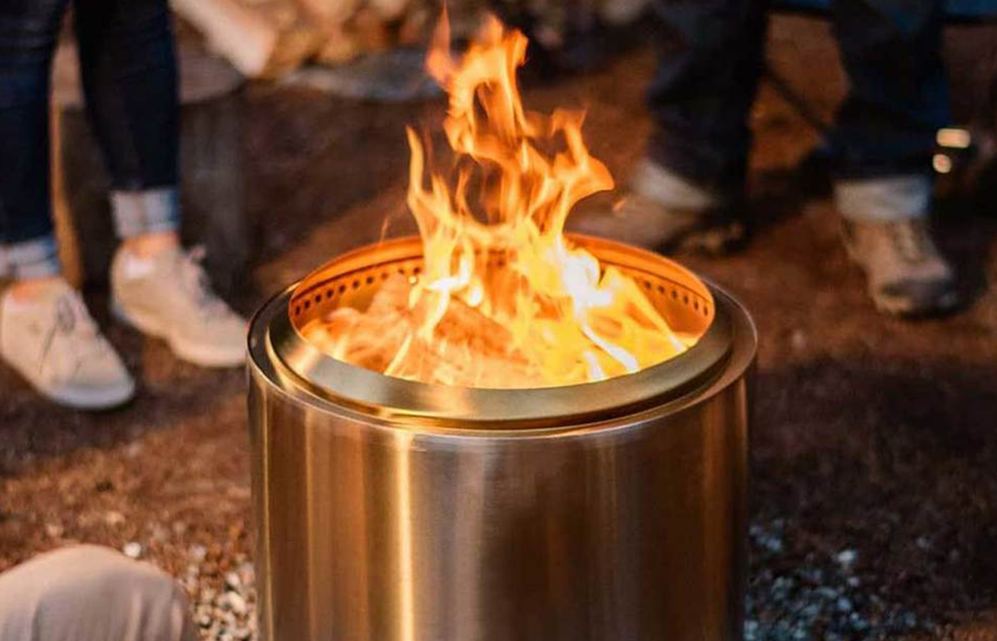 Solo Stove Ranger - Engineered For Adventure - Youtube - Solo Stove Ranger Fire Pit