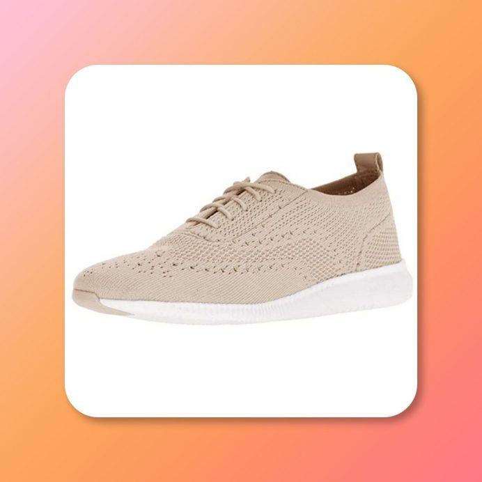 a sneaker