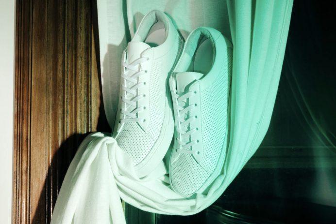 Koio Italian Leather Sneakers