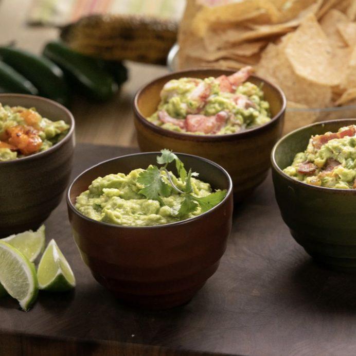 guacamole twists