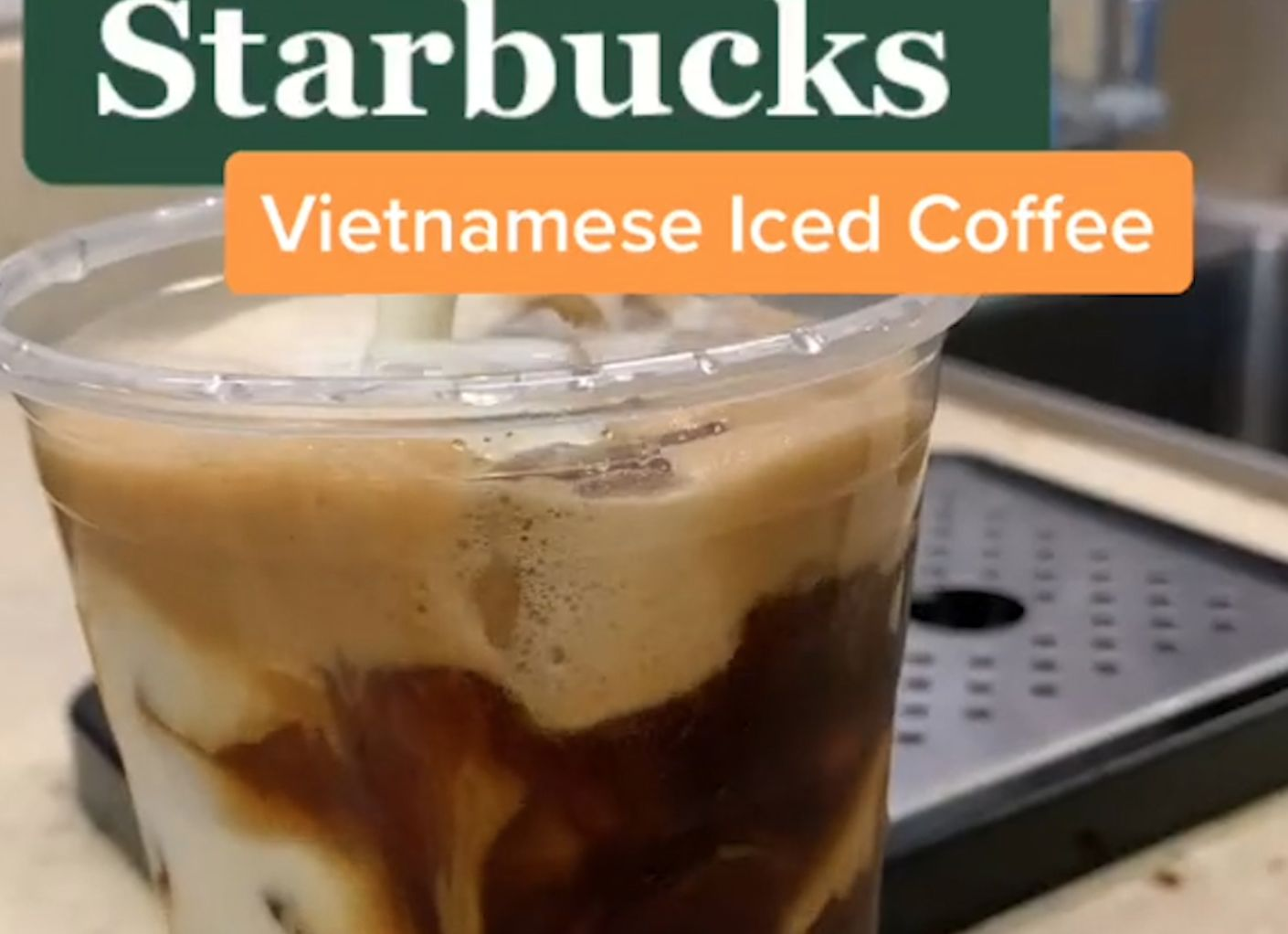 Barista Reveals Exactly How To Order Vietnamese Iced Coffee At Starbucks