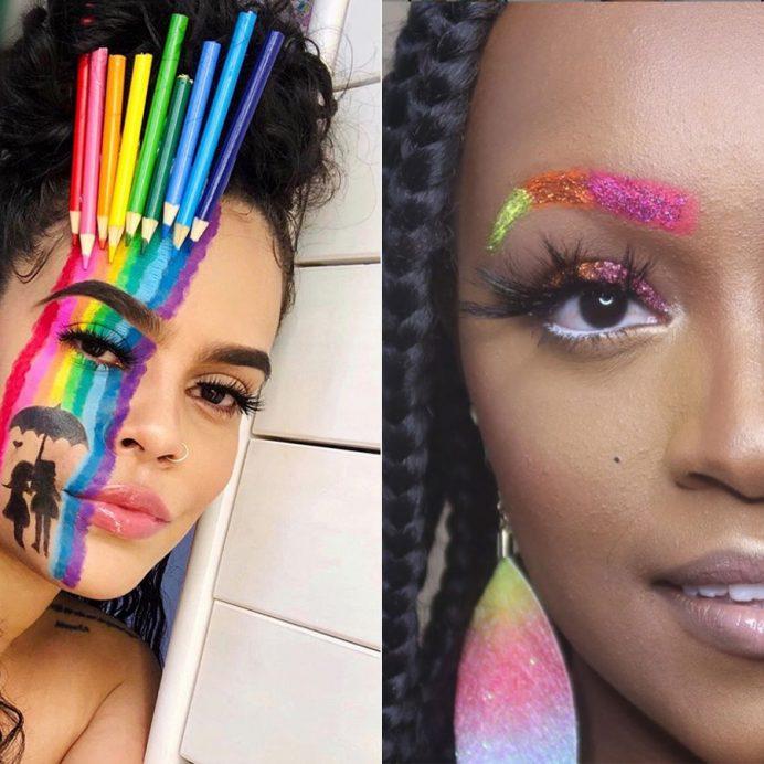 pride-makeup-looks