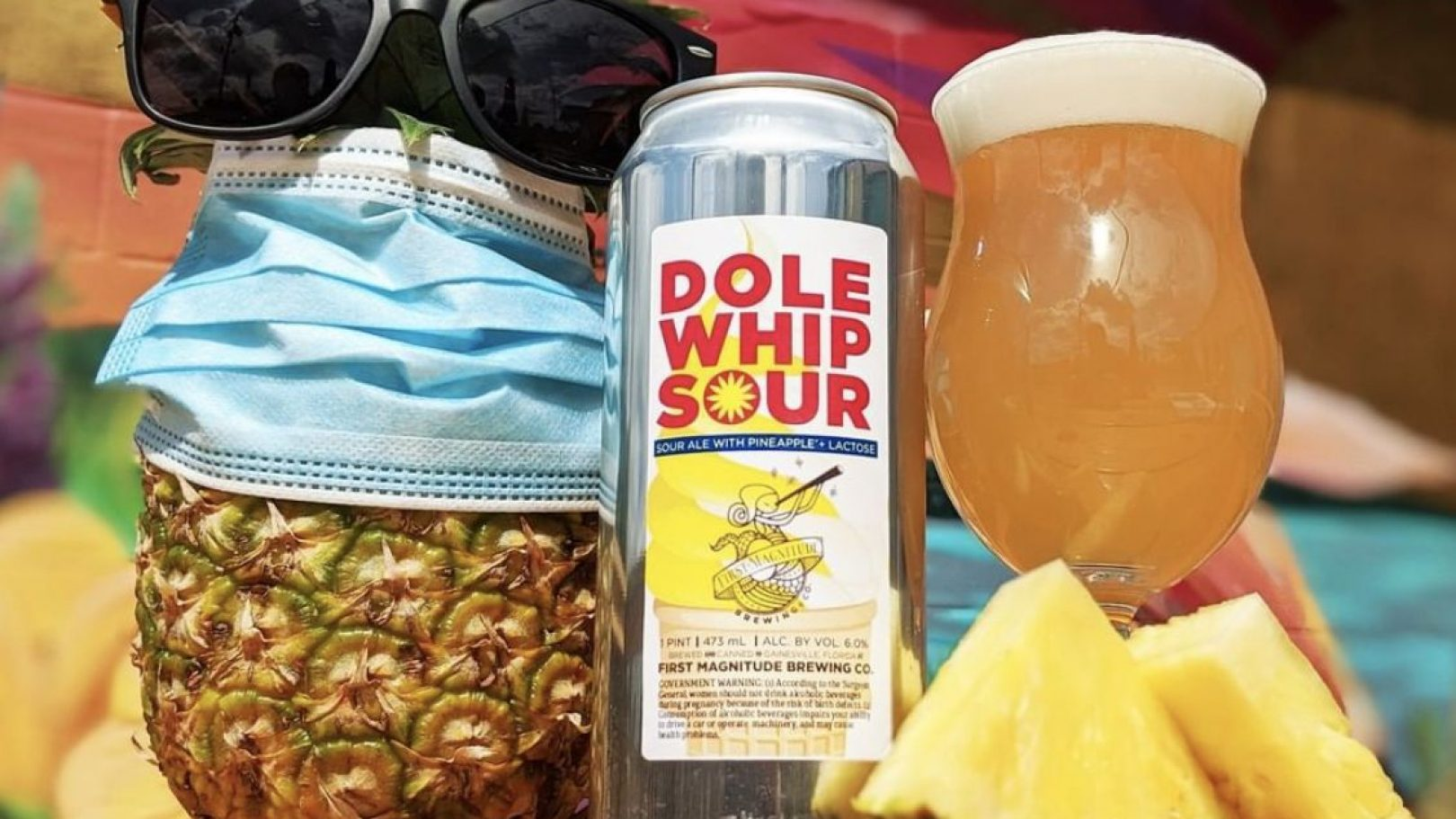 Dole Whip Sour