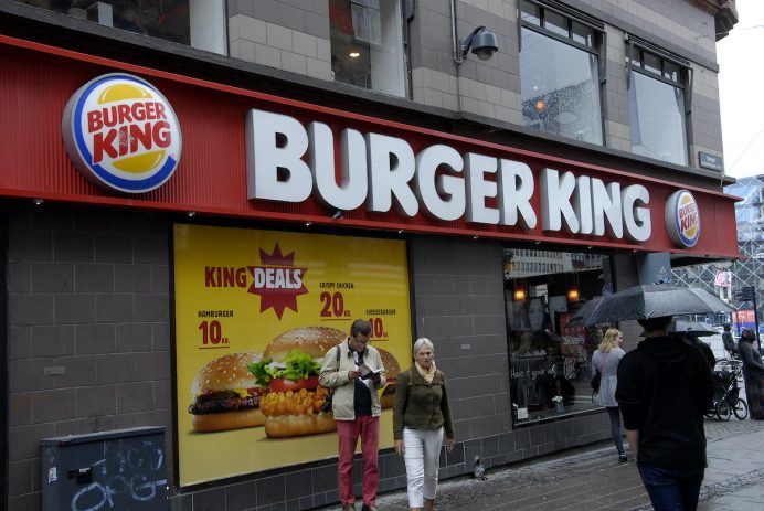 Burger King Denmark