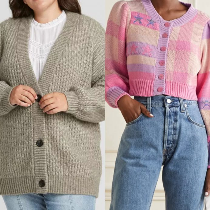 Chunky Cardigans