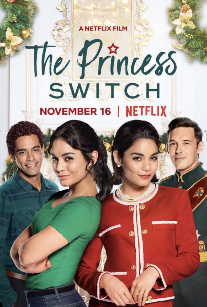 The Princess Switch movie