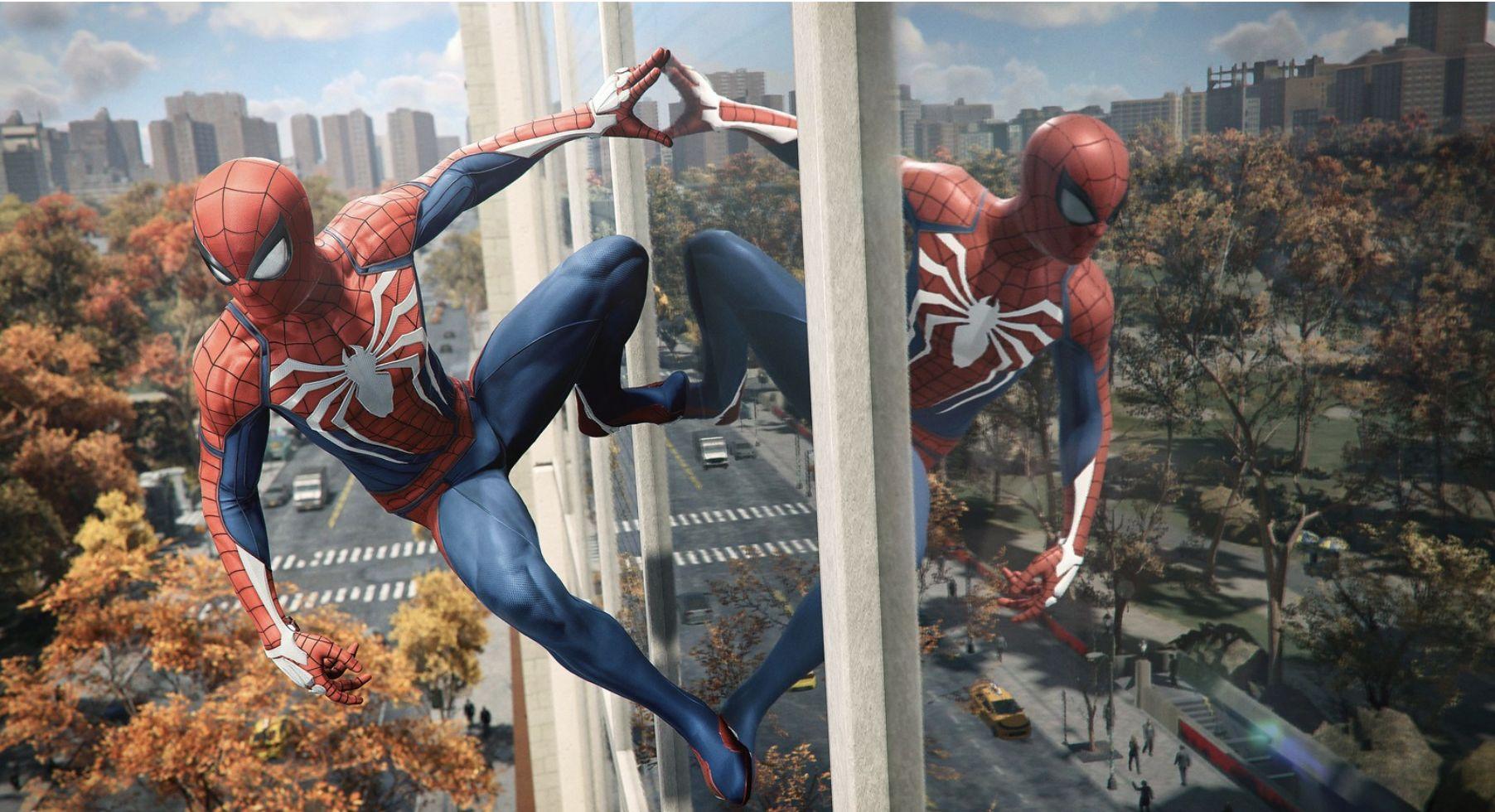 Peter Parker got a PS5 makeover in Marvel's Spider-Man ...