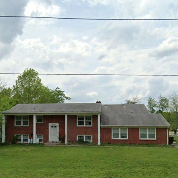 Google Maps Louisville Ky. house