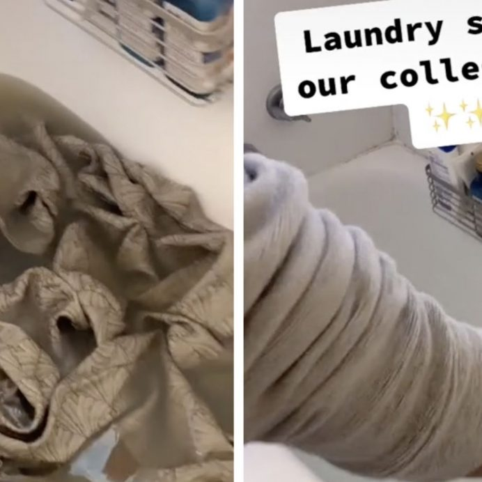 laundry stripping