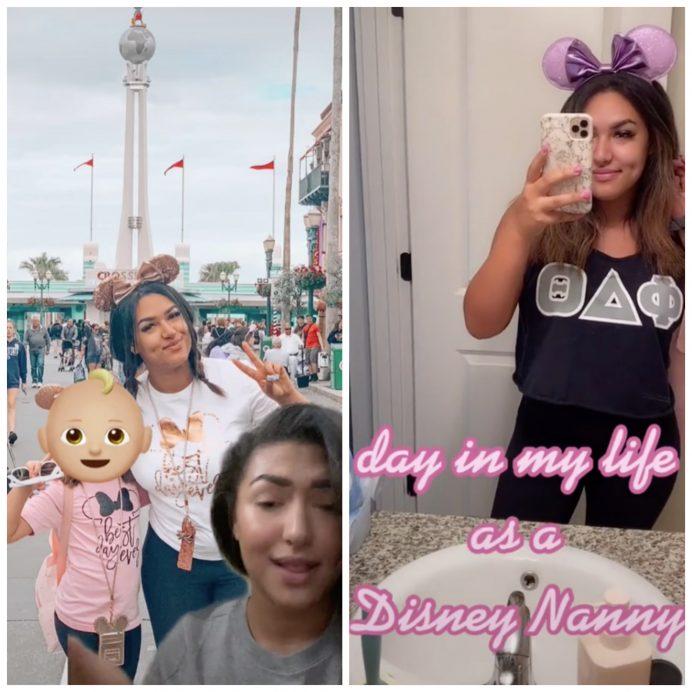 Disney Nanny