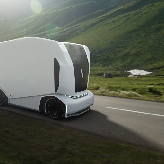 Einride unveils autonomous truck fleets that require just one operator