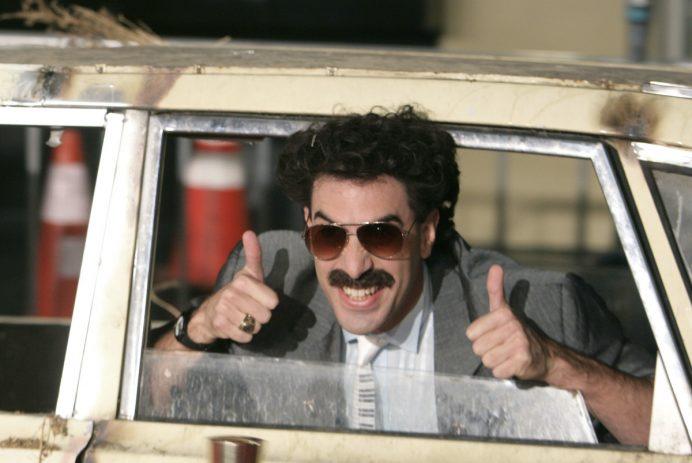 Borat Amazon Alexa