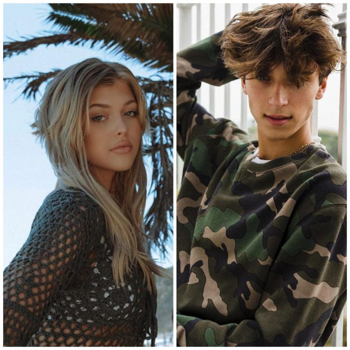 Loren Gray and Josh Richards are two of the richest tiktok stars
