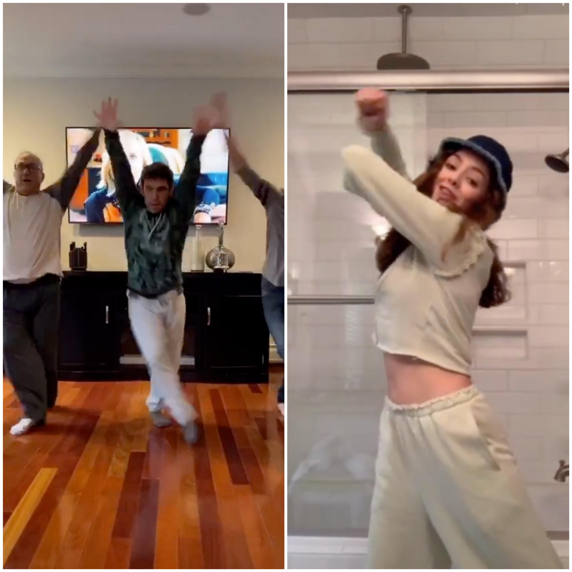Viral Tiktok Dances 5 Easy Tiktok Dances Anyone Can Learn