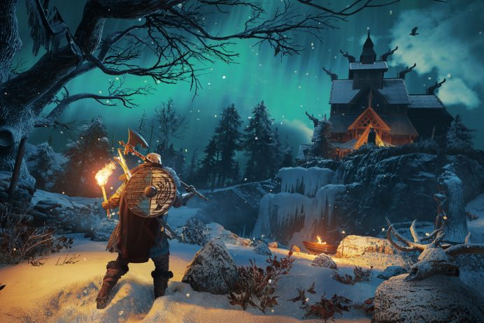 Assassin's Creed Valhalla, Norse mythology