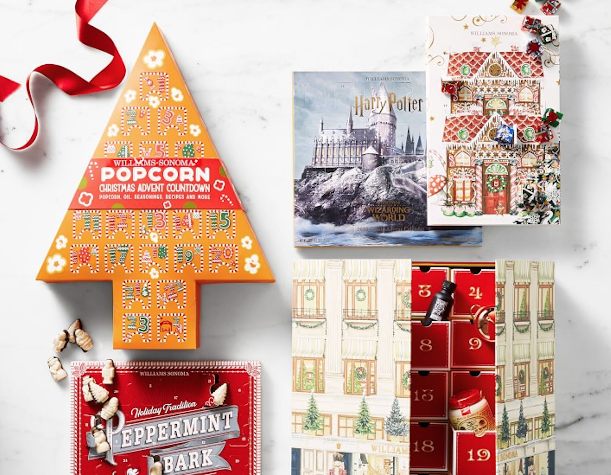 2021 Christmas Candy Countdown Calendar 7 Foodie Advent Calendars To Snack On While Counting Down To Christmas