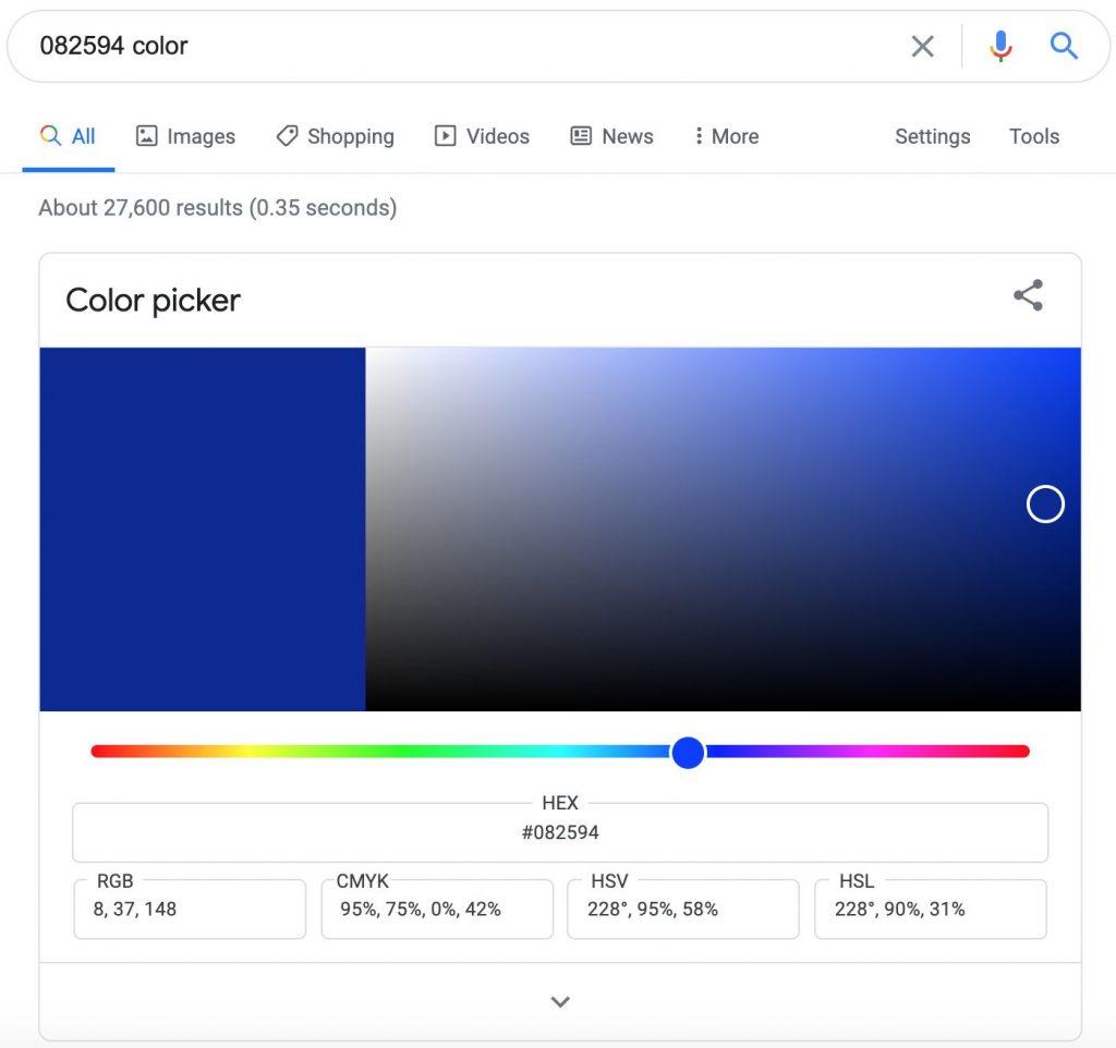birth color tiktok trend
