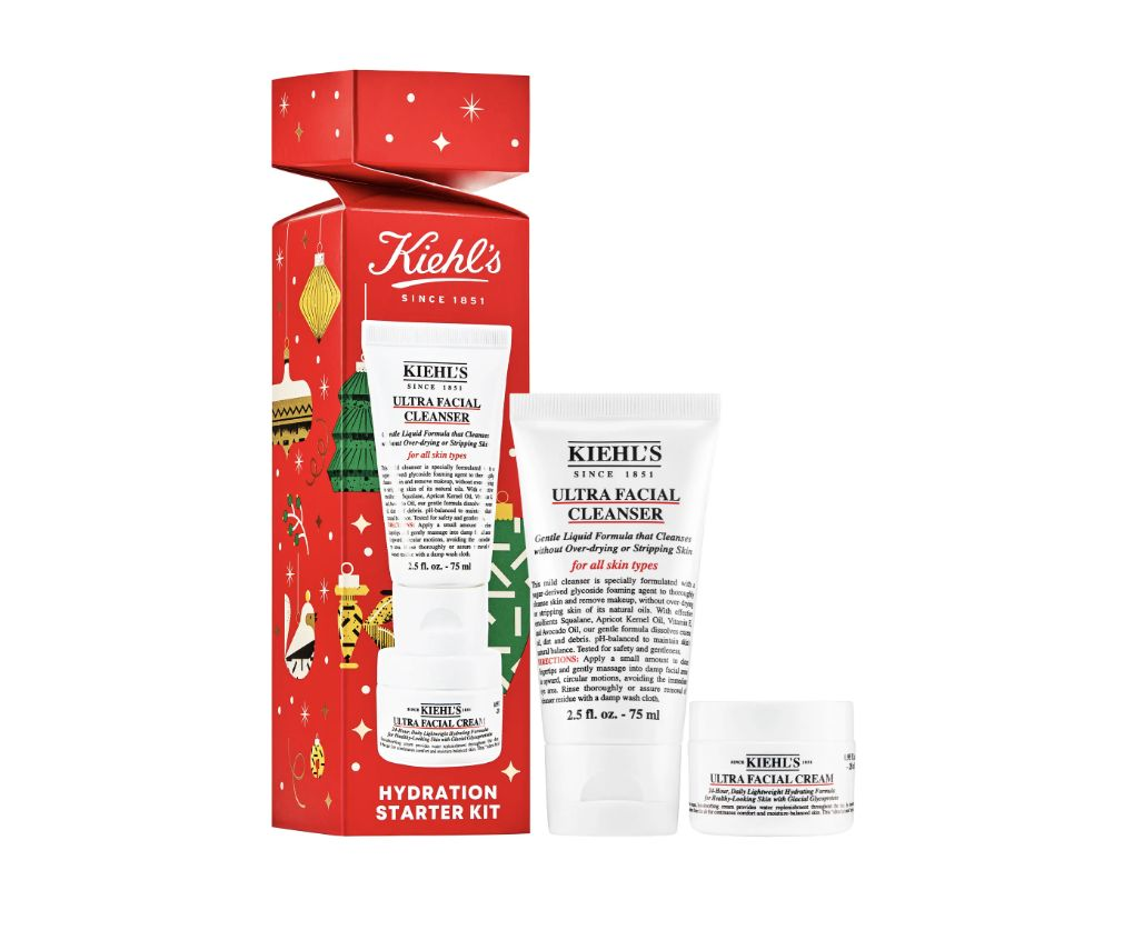 Kiehls Nordstrom Christmas 2020 This Kiehl's hydration starter set is on sale for only $16