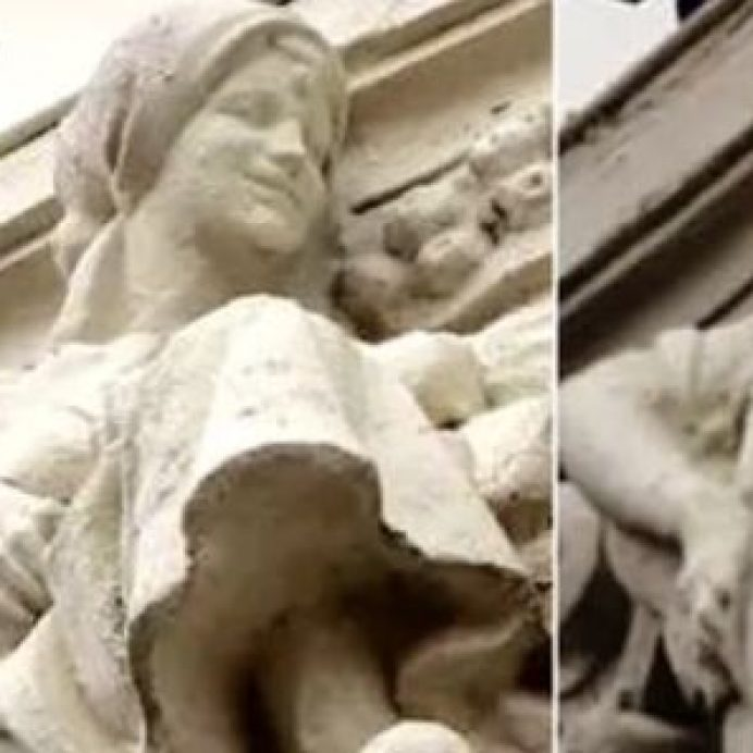 botched art restoration spain