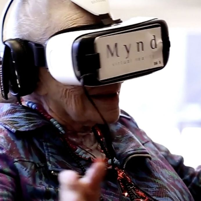 MyndVR goggles