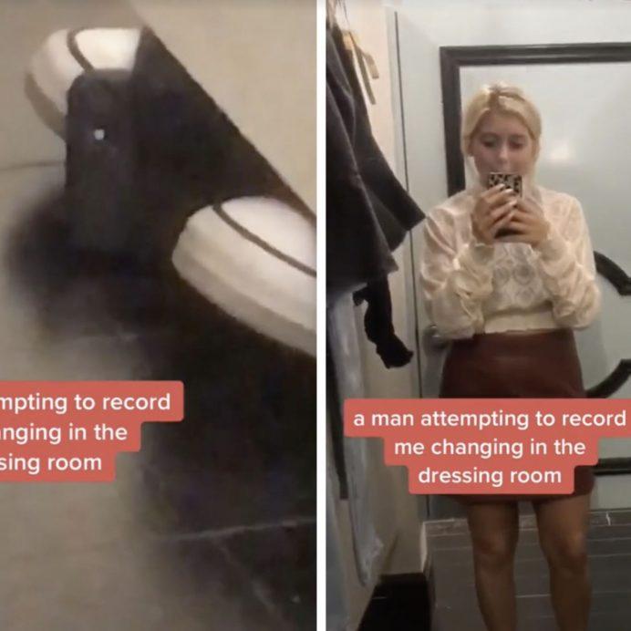 Dressing Room TikTok