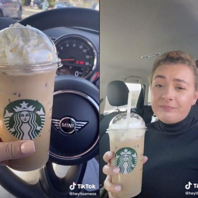 TikTok Starbucks
