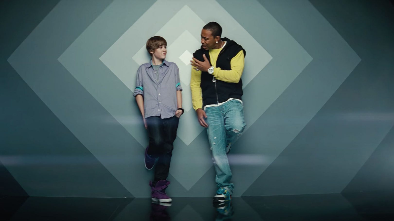 Justin Bieber Baby most-disliked youtube videos