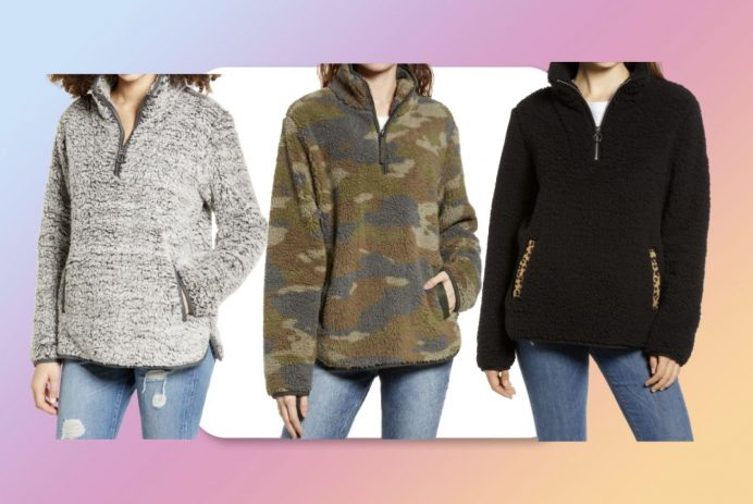 Thread + Supply Wubby Fleece Pullover