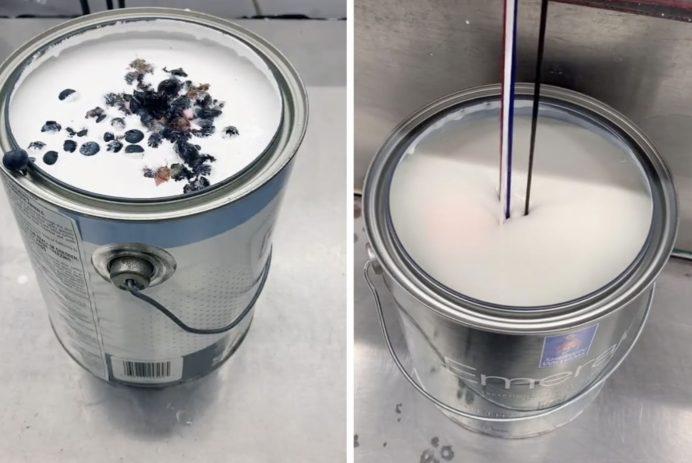 paint-mixing tiktok
