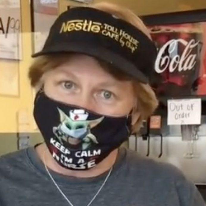Sherry Ramirez, owner of Nestle Toll House Cafe