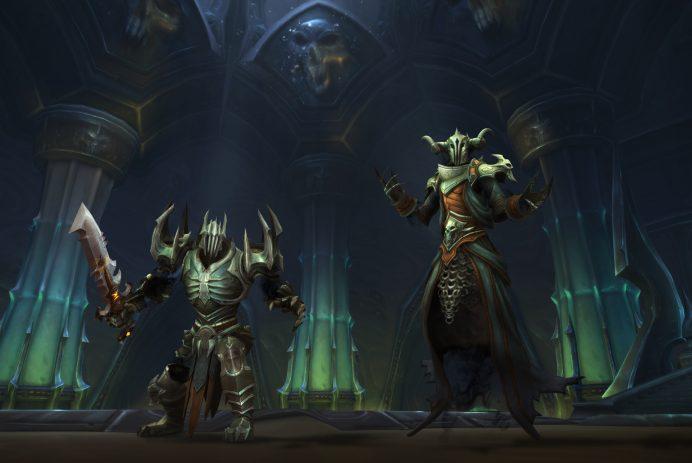 World of Warcraft multiboxing