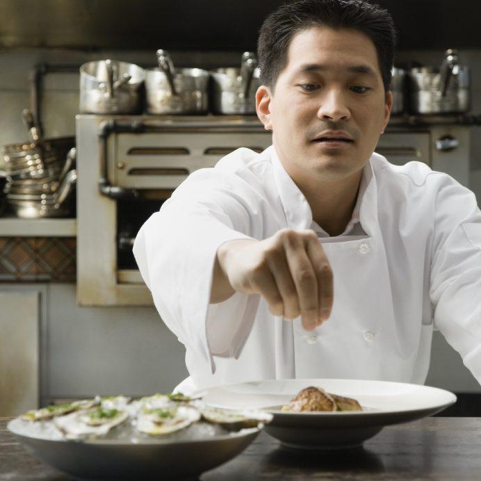chef seasoning food cooking tips