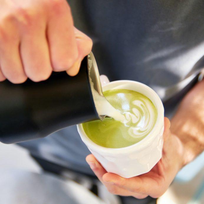 Matcha latte Starbucks copycat recipes