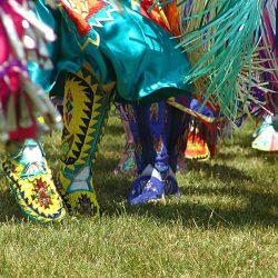 Native American powwow