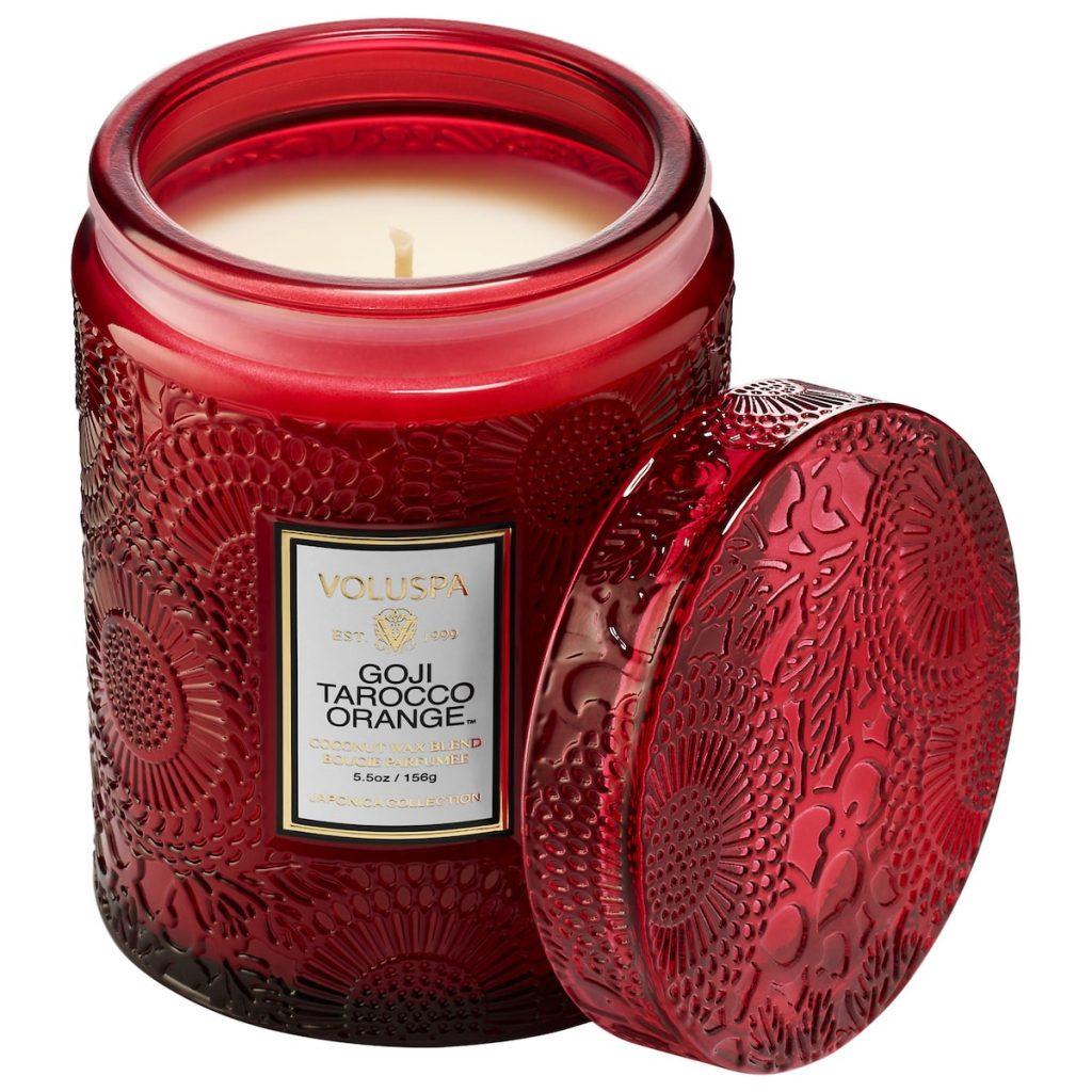 Voluspa candle burn times