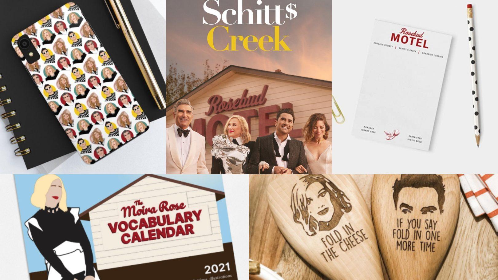 Schitt's Creek Gift Guide