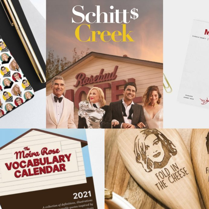 Schitt's Creek Gift Guide